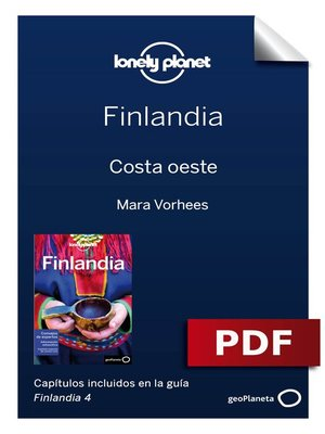cover image of Finlandia 4_8. Costa oeste