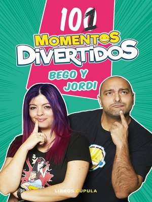 cover image of 101 momentos divertidos