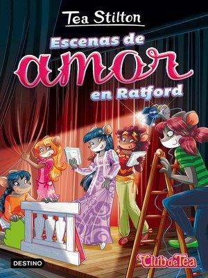 cover image of Escenas de amor en Ratford