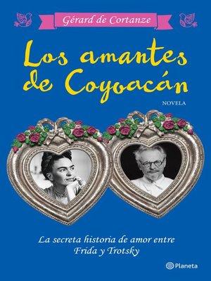 cover image of Los amantes de Coyoacán