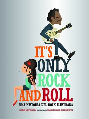 cover image of It's Only Rock and Roll