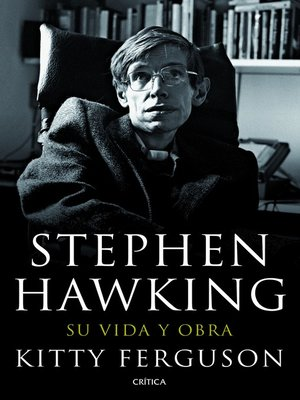 cover image of Stephen Hawking