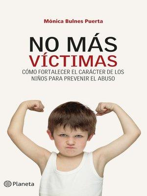 cover image of No más víctimas
