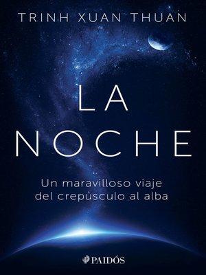 cover image of La noche