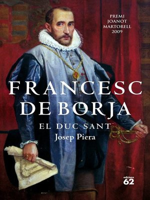 cover image of Francesc de Borja