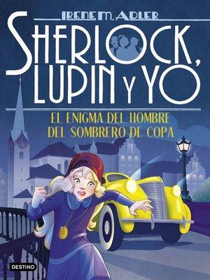 cover image of El enigma del hombre del sombrero de copa