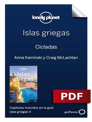 cover image of Islas griegas 4_4. Cícladas