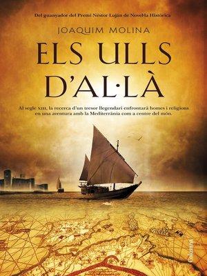 cover image of Els ulls d'Al·là