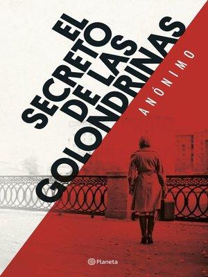 cover image of El secreto de las golondrinas