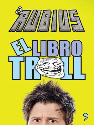 cover image of El libro troll
