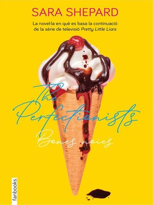 cover image of The Perfectionists 2. Bones noies
