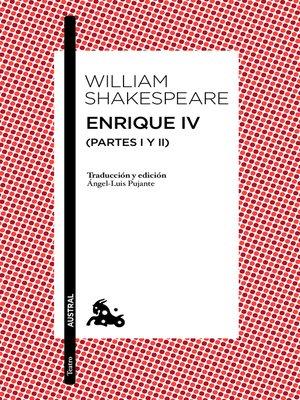 cover image of Enrique IV