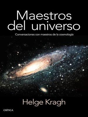cover image of Maestros del universo