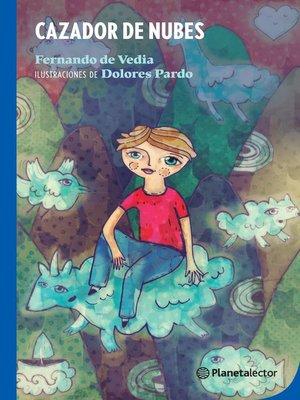 cover image of Cazador de nubes