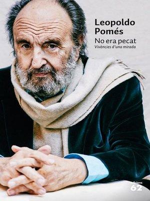 cover image of No era pecat