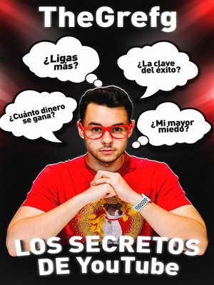 cover image of Los secretos de YouTube