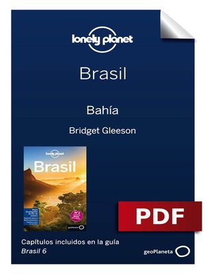 cover image of Brasil 6_11. Bahía