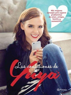 cover image of Las confesiones de Yuya