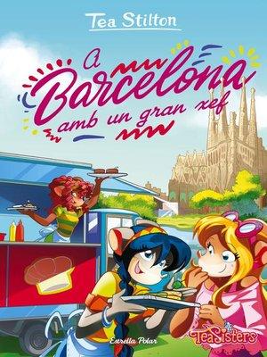 cover image of TS 40. a Barcelona amb un gran xef