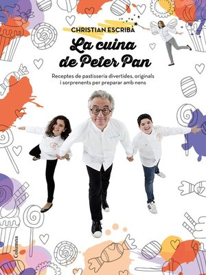 cover image of La cuina de Peter Pan