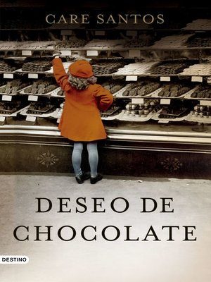 cover image of Deseo de chocolate