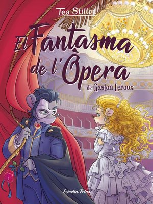 cover image of El Fantasma de l'Òpera