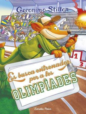 cover image of Es busca entrenador per a les olimpíades