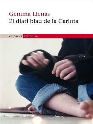 cover image of El diari blau de la Carlota