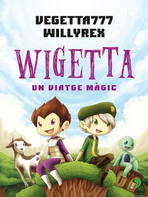 cover image of Wigetta