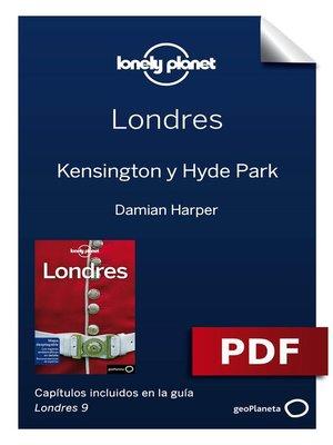 cover image of Londres 9_5. Kensington y Hyde Park