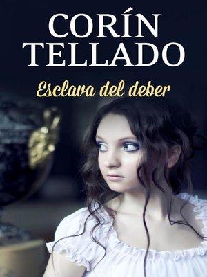 cover image of Esclava del deber