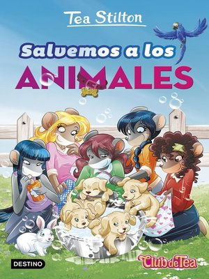 cover image of Salvemos a los animales