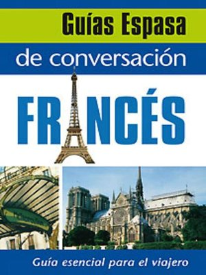 cover image of Guía de conversación francés