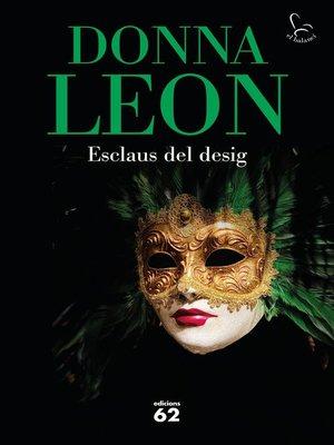 cover image of Esclaus del desig