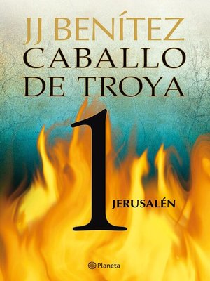cover image of Jerusalén. Caballo de Troya 1