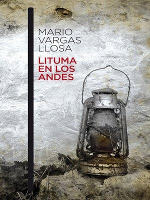 cover image of Lituma en los Andes