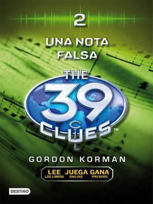 cover image of Una nota falsa