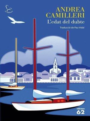 cover image of L'edat del dubte