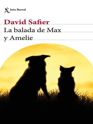 cover image of La balada de Max y Amelie (Edición mexicana)