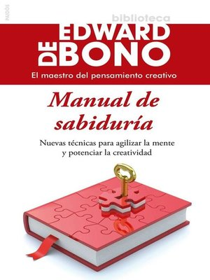Edward De Bono Books Pdf