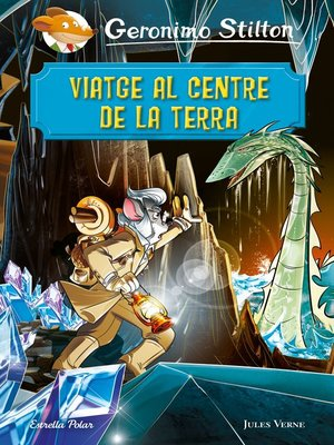 cover image of Viatge al centre de la Terra