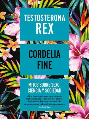 cover image of Testosterona rex