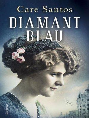cover image of Diamant blau