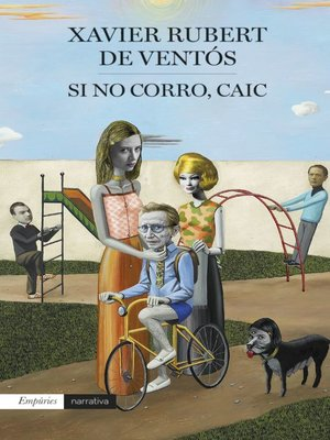 cover image of Si no corro, caic