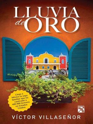 cover image of Lluvia de oro