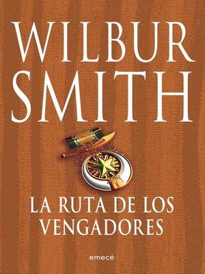 cover image of La ruta de los vengadores