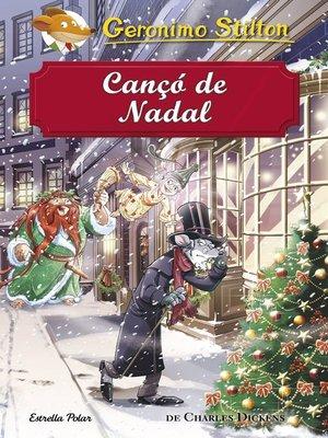 cover image of Cançó de Nadal