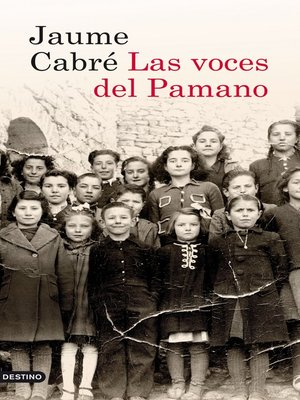 cover image of Las voces del Pamano
