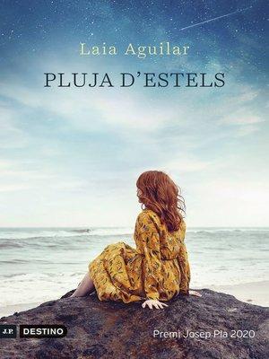 cover image of Pluja d'estels