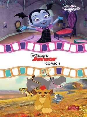 cover image of Disney Junior. Cómic 1